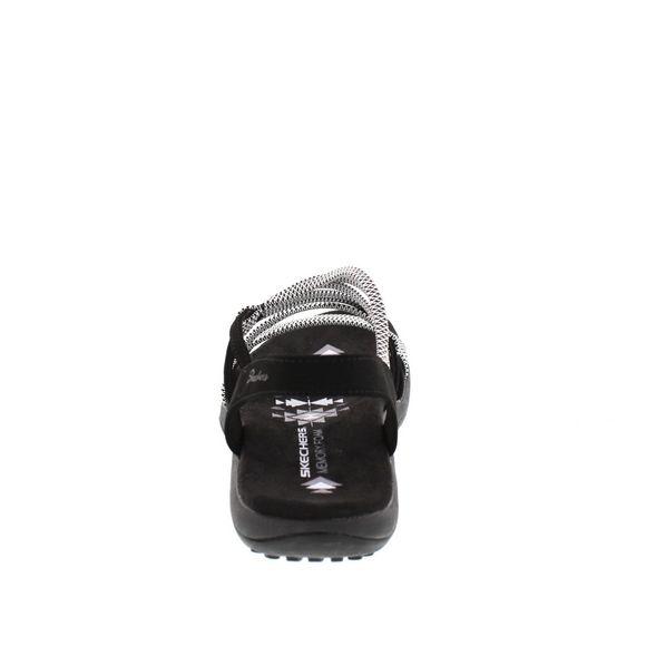 SKECHERS Damen - Reggae Slim Skech Appeal 41180 - black white - Thumb 4