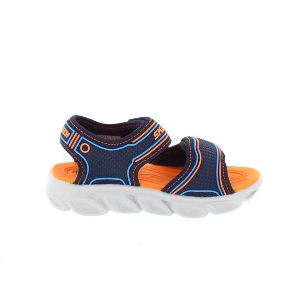 SKECHERS Kinder - HYPNO FLASH 3.0 - 90522 L - navy orange - Thumb 3