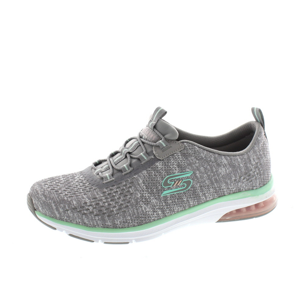 SKECHERS Damen - Skech Air Edge Brite Times 104057 - gray mint