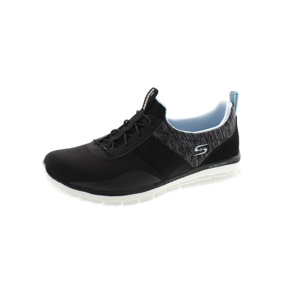 SKECHERS Damenschuhe - Luminate Forever After 104072 - black - Thumb 1
