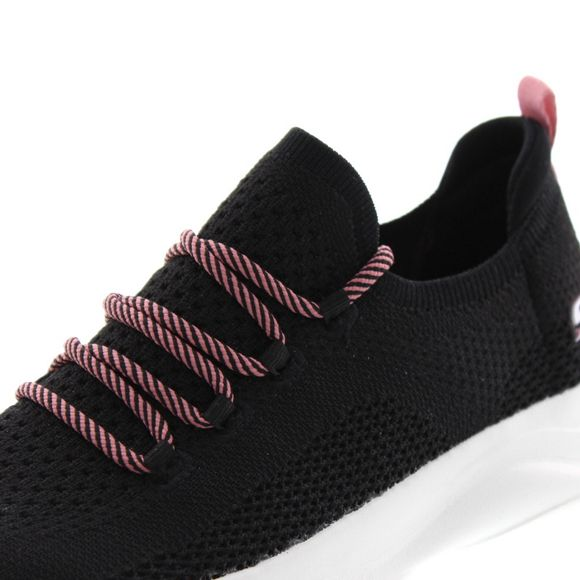 SKECHERS - Sport Surge Season Sounds 117003 - black pink - Thumb 6