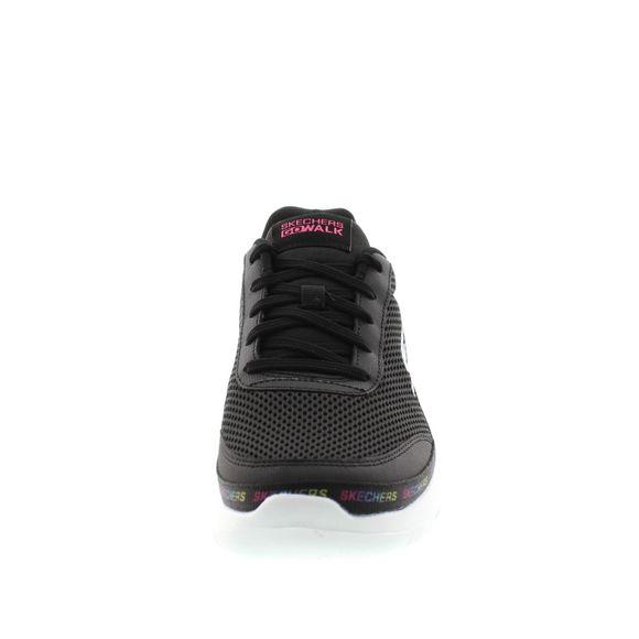 Skechers Damen - GOwalk Joy Magnetic 124088 - black multi - Thumb 2