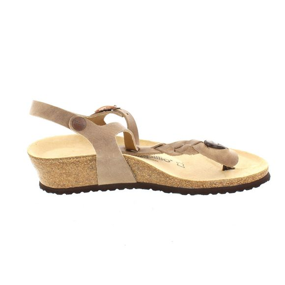 PAPILLIO by BIRKENSTOCK - Ashley Braided FL 1015809 - tabacco - Thumb 3