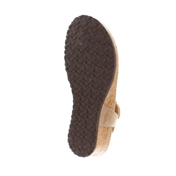 PAPILLIO by BIRKENSTOCK - Ashley Braided FL 1015809 - tabacco - Thumb 5