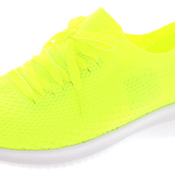 SKECHERS Damen - Ultra Flex Sugar Bliss 149076 - neon yellow - Thumb 6