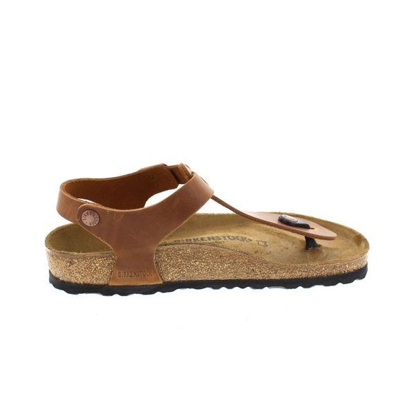 BIRKENSTOCK Damen - KAIRO FL 1016782 - antique brown - Thumb 3