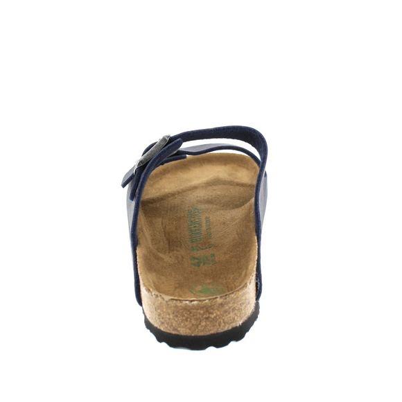 BIRKENSTOCK - ARIZONA BF VEG 1018173 - saddle matt navy - Thumb 4