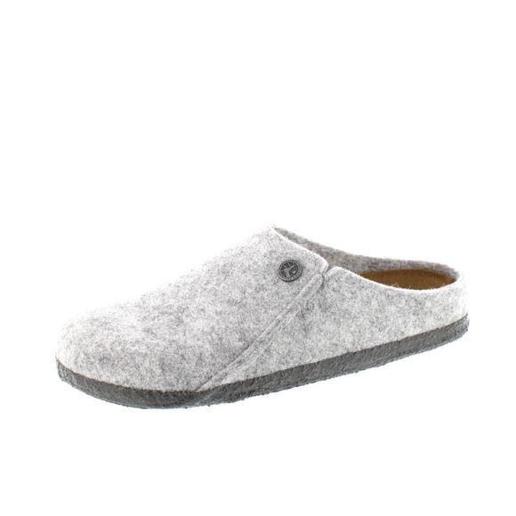 Birkenstock - Hausschuh Zermatt Soft WZ 1014937 - light grey - Thumb 1