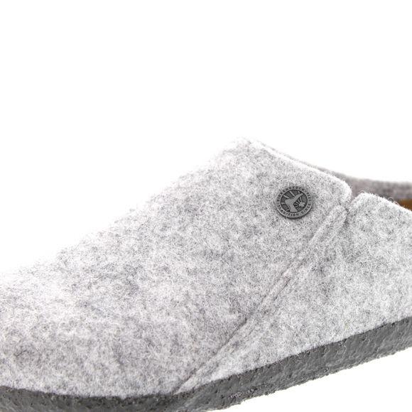 Birkenstock - Hausschuh Zermatt Soft WZ 1014937 - light grey - Thumb 6