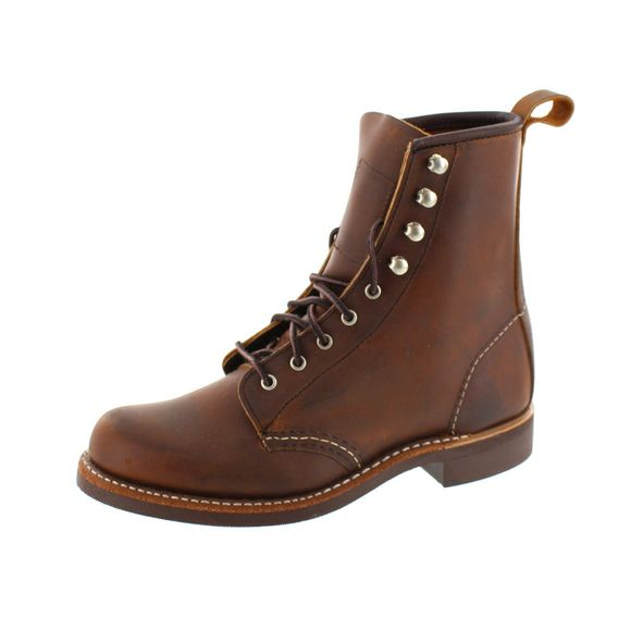 Red Wing Shoes Damen - Schnürboot Silversmith 3362 - copper - Thumb 1