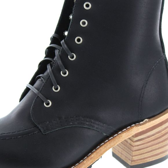Red Wing Shoes Damen - Stiefelette Clara 3405 - black boundary - Thumb 6