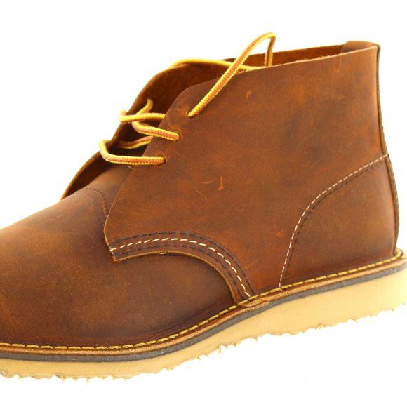 Red Wing Shoes Herren - Schnürboot Chukka 3322 - copper - Thumb 6