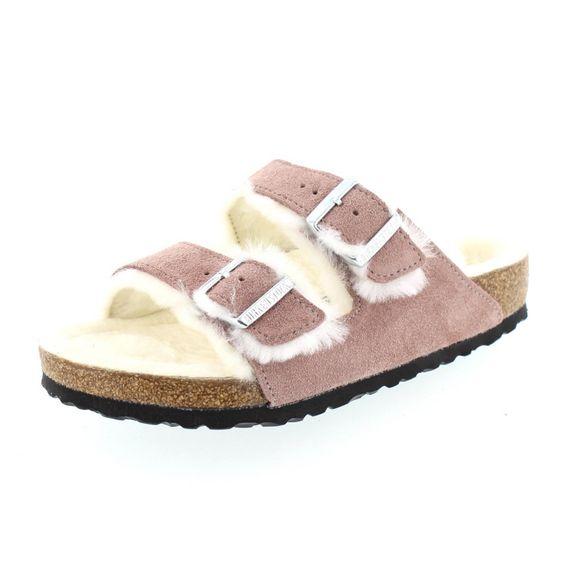 BIRKENSTOCK Damen - Sandale ARIZONA VL FUR - 1017559 - lavender - Thumb 1