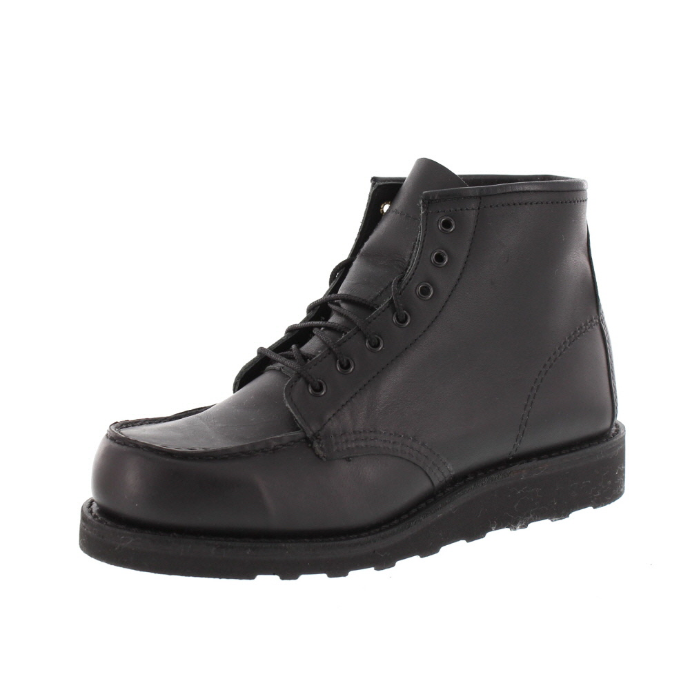 Red Wing Shoes Damen - Schnürboot Classic Moc 3380 - black