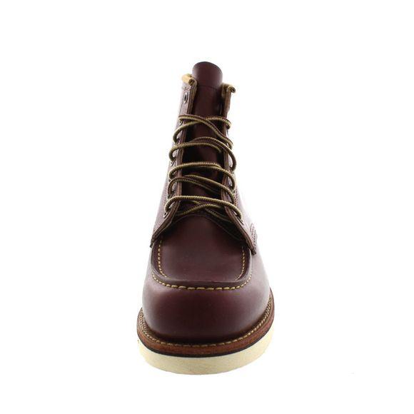 Red Wing Shoes Herren - Schnürboot Moc Toe 8856 - oxblood - Thumb 2