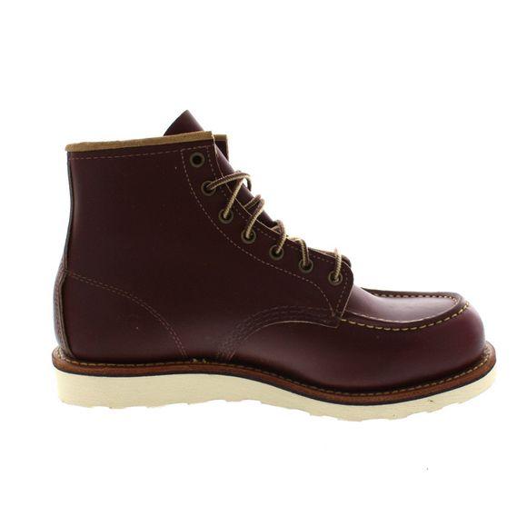 Red Wing Shoes Herren - Schnürboot Moc Toe 8856 - oxblood - Thumb 3