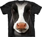 Cow Face T Shirt