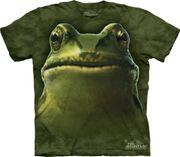Frog Head T Shirt