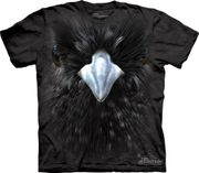 Blackbird Face T Shirt