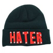 Hater Beanie, rot