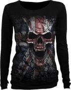 Union Wrath Langarm Shirt
