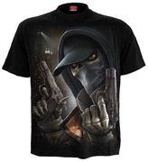 Street Reaper T - Shirt, schwarz