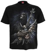 Rock On T - Shirt, schwarz