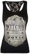 Witchy Familiar Top