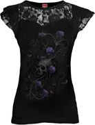 Entwined Skull Shirt
