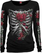 Rose Bones Langarm Shirt