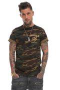 Tattoo Crew Camo T - Shirt