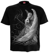 Captive Spirit T - Shirt, schwarz