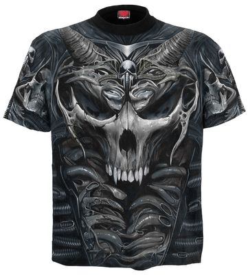 Armour T - Shirt, schwarz