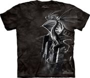 Silver Dragon T Shirt
