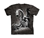 Black Dragon T Shirt