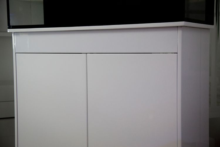 Fusion Micro 30L High Gloss White Stand – image 1