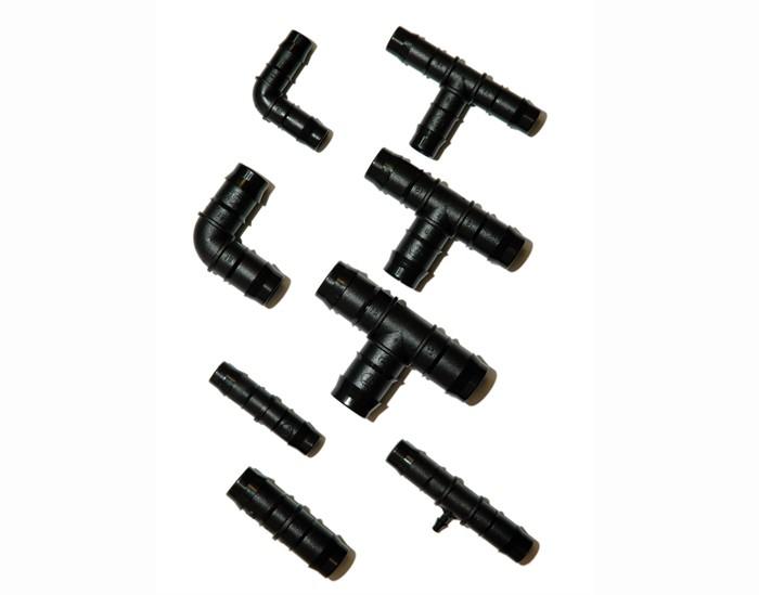 Tee 13 mm - (1 per pack)