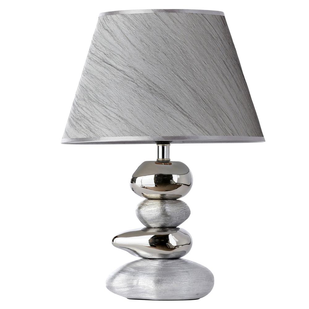 Set Tischlampe Mit Schirm Lampe Nachttischlampe Leuchte