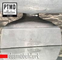 PTMD Aluminium Schale mit Fuß Schiffchen Deko Accessoires 648178 – Bild 2