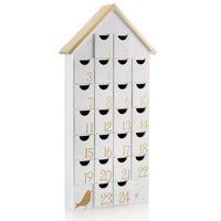 Adventskalender Weihnachts Kalender Holz zum selbst befüllen 774320 – Bild 1