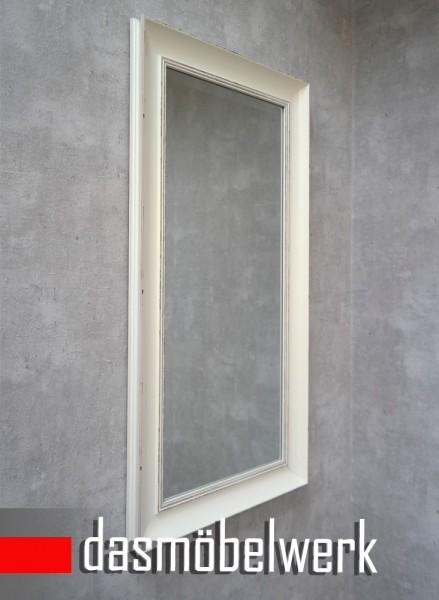 Wandspiegel Facettenschliff 40x80 cm Shabby MR516-1W