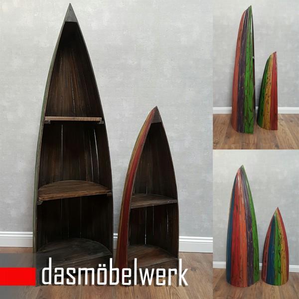 Bootsregal Bali Deko Regal Shabby Boot 145 cm – Bild 4