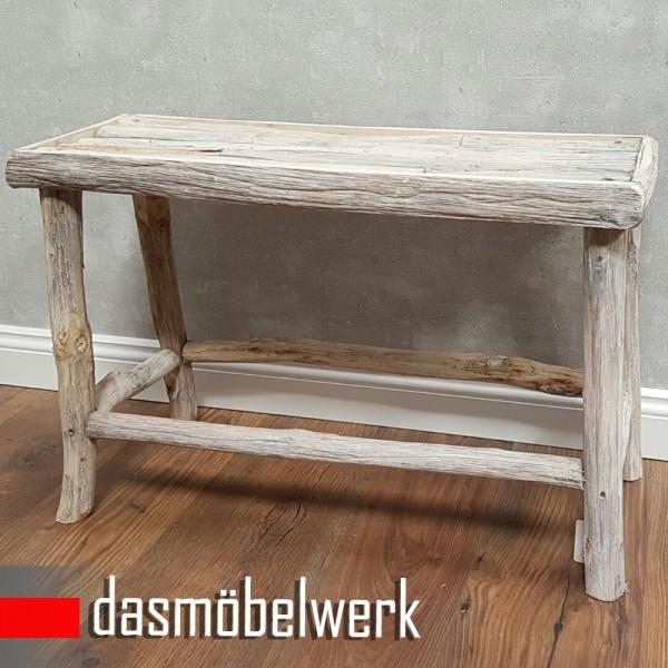 Tisch Beistelltisch Couchtisch Nachttisch Holztisch Bank 725554 – Bild 2