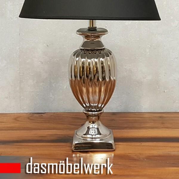 Leuchte Tischlampe Nachttischlampe Lampe Stehleuchte H 51 cm 32.014.02 – Bild 3
