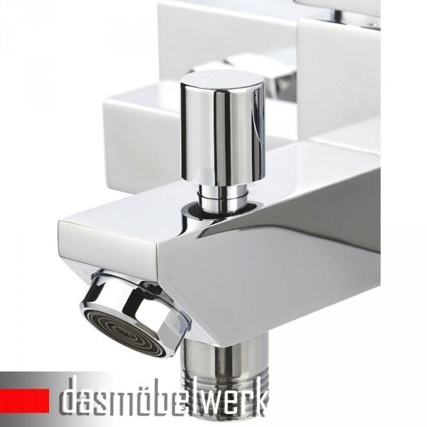 Aqualino Duscharmatur Badarmatur Bad Dusche 513750 – Bild 2