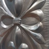 PTMD Wandbild Wanddeko Metall Ornament Deko 60 cm 650265 – Bild 3