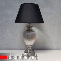 Leuchte Tischlampe Nachttischlampe Lampe Stehleuchte H 60 cm 32.004.02 – Bild 2