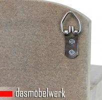 Hängeschrank mit Ablage Antik Wandschrank Regal vier Schubladen 640218 – Bild 4