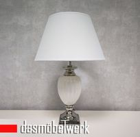 Leuchte Tischlampe Nachttischlampe Lampe Stehleuchte H 51 cm 32.107.03 – Bild 2