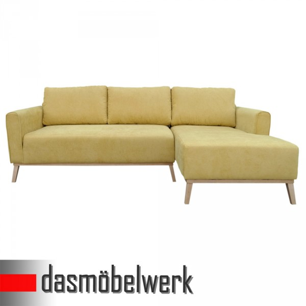 campos polsterecke eck sofa retro couch garnitur ottomane rechts senf. Black Bedroom Furniture Sets. Home Design Ideas